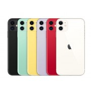 "Smartphone, Apple iPhone 11, 6.1"", 128GB Storage, iOS 13, White (MWM22GH/A)"