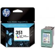 HP Tinteiro Officejet J5780/D4260 (CB337E) Nº351 Tricolor