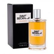 David Beckham Classic eau de toilette 90 ml uomo