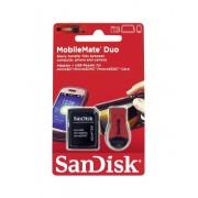 Cititor de carduri SanDisk SDDRK-121-B35, Micro SD, DHC, SDXC