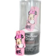 Dinosaur Drivers Mickey Pink 8 GB Pen Drive(Multicolor)