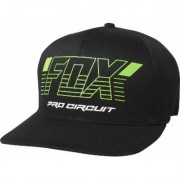 FOX Pro Circuit X Flexfit Tappo Nero L XL