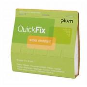Sebtapasz utántöltő Quick Fix, 45 darabos, vízálló, PLUM (ME707)