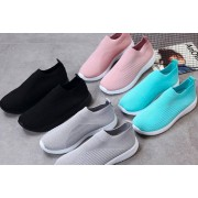 Shanghai Zhengxiang QicheZuling £12.99 for a pair of ladies' knit running shoes from Hey4Beauty