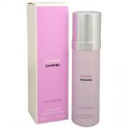 Chanel Chance Eau Tendrepentru femei Deodorant 100 ml