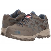 The North Face Jr Hedgehog Hiker WP (Little KidBig Kid) Falcon BrownShady Blue