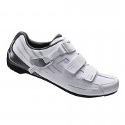 Shimano RP3 SPD-SL Cycling Shoes - White - EUR 48 - White