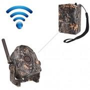 WiFi lovecký alarm Bestguarder 1 přijímač + 5 senzorů