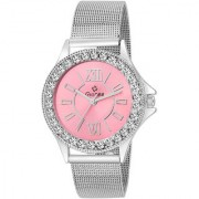 Gionee MRT-1018 Analog Stainless Steel Watch For Womens
