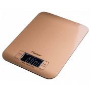 Bestron Keukenweegschaal elektrisch AKS700CO 5 kg koperkleurig