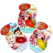 Silly Putty Bright Colors Pack of Three
