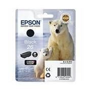 Epson 26 (T2601) cartucho de tinta negro