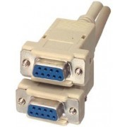 Cablu serial D-SUB 9mama-9mama, 1.8 m 1:1