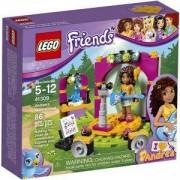 Конструктор ЛЕГО Френдс - Музикалният дует на Andrea - LEGO Friends, 41309