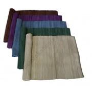 Rongyszőnyeg, egyszínű, 60x90 cm