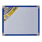 Tabla magnetica Brainstorm Toys, 29.5 x 25 cm, 3 ani+, Albastru/Gri