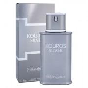 Yves Saint Laurent Kouros Silver eau de toilette 100 ml Uomo