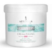 Exfoliant Cosmetica Afrodita Clean Up Peeling Facial si Corporal 450ml