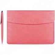 Rucsac laptop cartinoe Husa de piele pentru 15.4-inch laptop Cartinoe roz de lux Seria