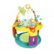 Bright Starts – 60266 - Centru De Activitati Springin' Safari Bounce-a-round