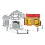 PLAYMOBIL C2 AE Playmobil Add-On Series - Stable Extension for Pony Farm