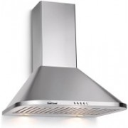 Sunflame MATRIX 60 SS BF Wall and Ceiling Mounted Chimney(Stainless Steel 1100 m3/hr)