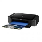 Canon PIXMA iP8750 printer kleureninkjetstraal multifunctioneel apparaat DIN A3+ (kantoorprinter, fotodruk, 9.600 x 2.400 dpi, WiFi, WiFi, USB, Cloud-Link, 6 aparte inkt) zwart