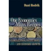 Une économie de nombreuses recettes par Rodrik