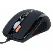 Оптична мишка геймърска X-710BK Anti-vibrate 2000dpi