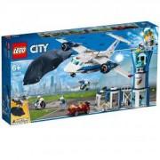 Конструктор Лего Сити, Полиция в небето – въздушна база, LEGO City, 60210