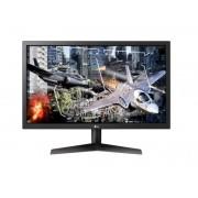 LG LCD 23.6 24GL600F-B TN, Full HD, 144Hz, 1ms, FreeSync, 2xHDMI, DP, Tilt, Vesa