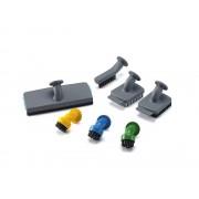 Set 7 capete pentru aparatul de curatat cu abur SteaMitt Black+Decker, FSMH21A-XJ