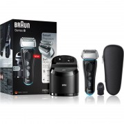 Braun Series 8 8385cc Black with Clean&Charge System planžetový holicí strojek 8385cc black