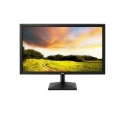 """Monitor 23.8"""" LG 24MK400H-B, FHD 1920*1080, IPS, 16:9, 5 ms, 250 cd/m2, 1000:1, 178/178, anti-glare 3H, up to 75 Hz, HDMI, D-SUB, headphone out,"""