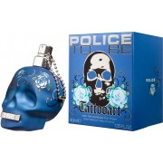 POLICE Police To Be To Be Tattoo Art for man EdT 40 ml