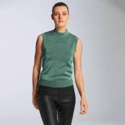 M Missoni turtleneck-top, 38/40 - turquoisegroen