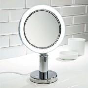BS 12/V illuminated cosmetic mirror
