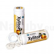 Miradent Xylitol žvýkačky ovocná, 30ks