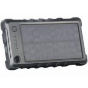 REVOLT Batterie de secours solaire 4000 mAh ''PB-40.s'' ultra-résistante