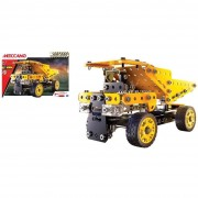 Spin master costruzioni meccano veicolo dump truck, 6042093