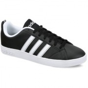 Adidas Men's VS Advantage Black Sneakers