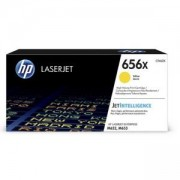 Тонер касета HP 656X High Yield Yellow Original LaserJet Toner Cartridge, CF462X