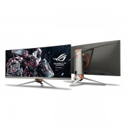 "ASUS PG348Q GAMING ROG LED Monitor 34"" IPS 3440x1440 hajlított, HDMI/Displayport/USB"