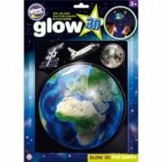 Stickere 3D - Planeta Pamant The Original Glowstars Company B8105 B39015902