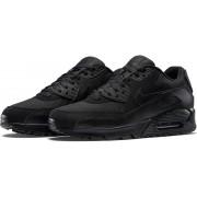 Nike Air Max 90 Essential - Black/Black-Black-Black - Sneakers Heren - 537384-090