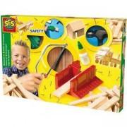 Детски комплект - Работилница с инструменти, SES, 080345