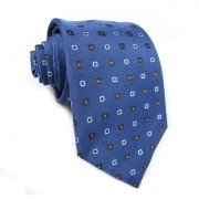 Cravatta seta a quadri GIANFRANCO FERRE