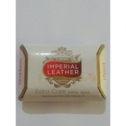 Imperial leather extra care white luxuriously bar soap(pack of 4)