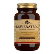 Resveratrol suplemento antioxidante e anti-envelhecimento 60cápsulas - Solgar