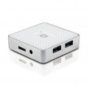 Conceptronic Hubbies Hub 4x USB 3.0 Branco
